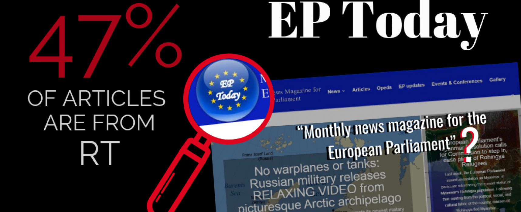 How to get the European Parliament to read Russia Today