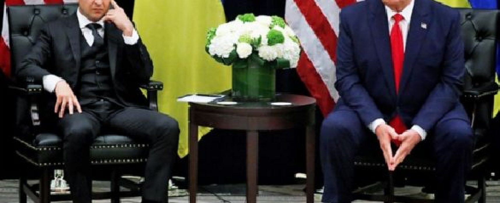Ябеда и холоп Трампа. Как российские пропагандистские СМИ освещали Ukrainegate