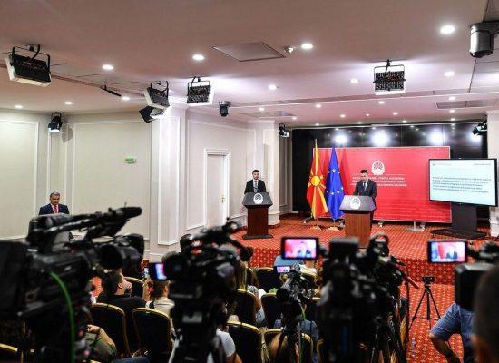 Північна Македонія бореться з дезінформацією