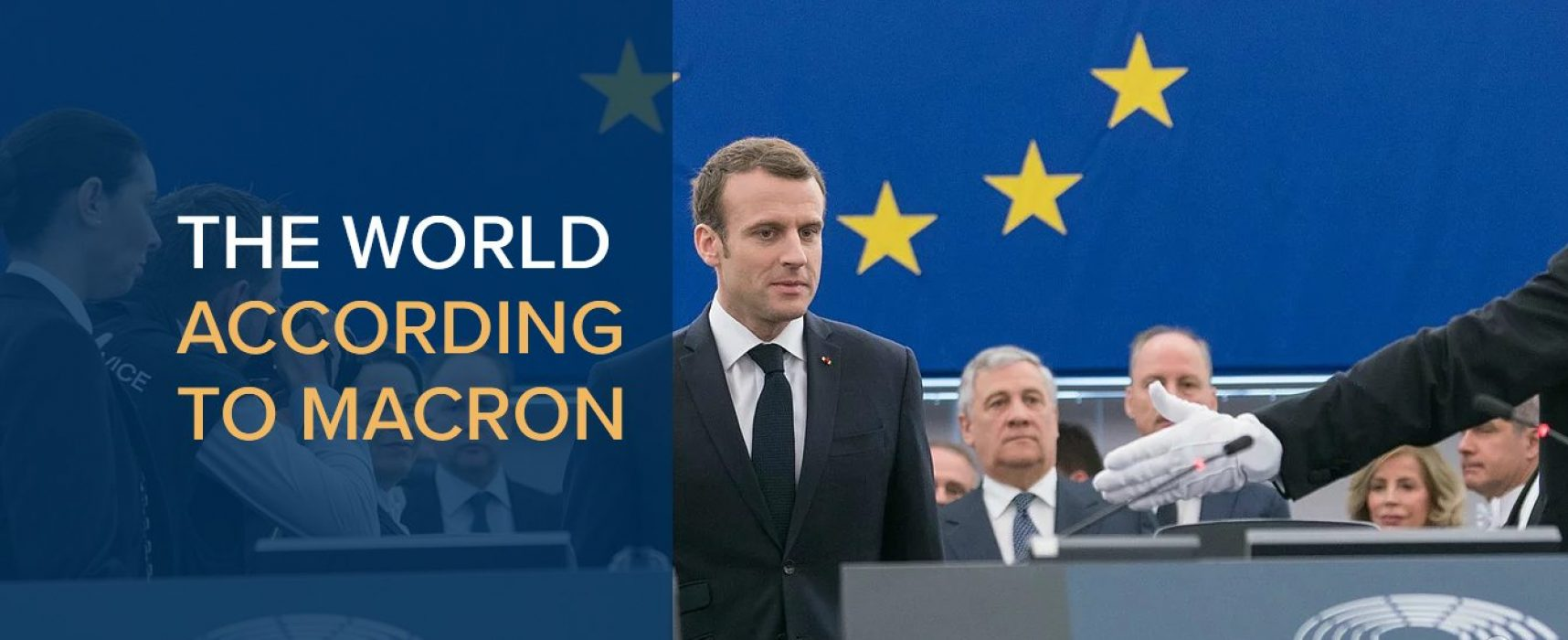 The world according to Macron