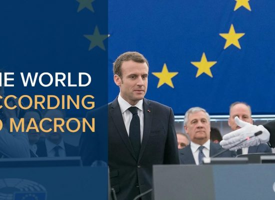 The world according to Macron