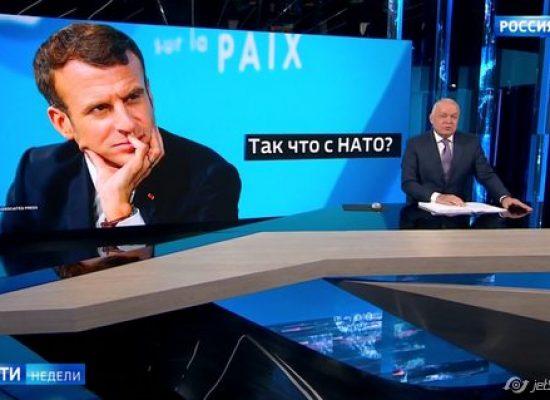 Фейк Дмитра Кисельова: створення НАТО було нічим не спровокованою погрозою Радянському Союзу