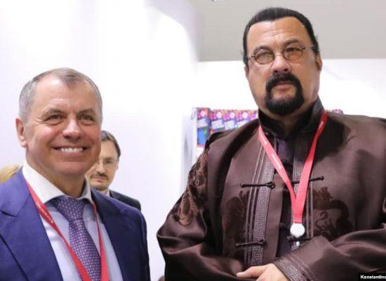 Сергей Стельмах: Крымская «народная дипломатия» в действии