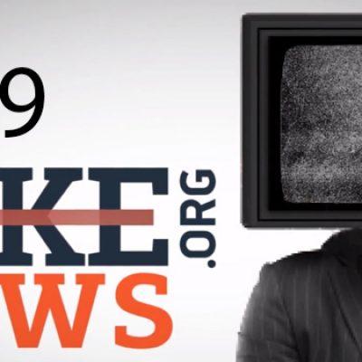 Ложное молчание и вера в телевизор — SFN #279