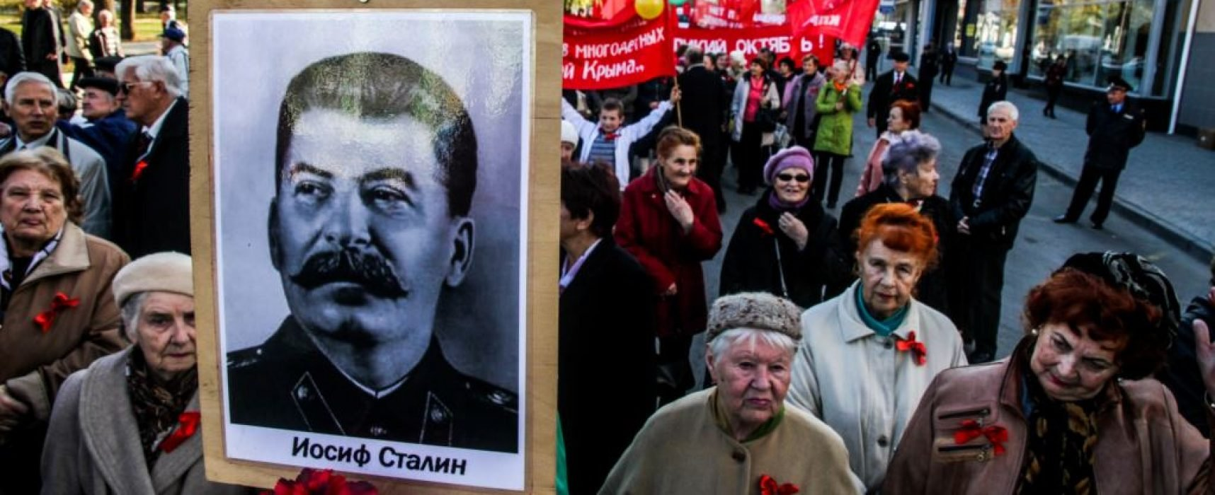 Павел Казарин: Ностальгия подлецов