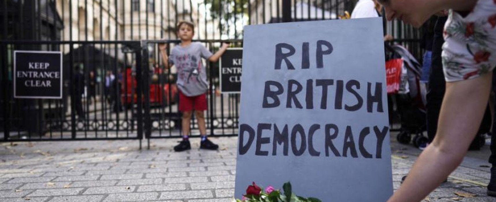 La collecte de données alimente les craintes du Royaume-Uni avant les élections