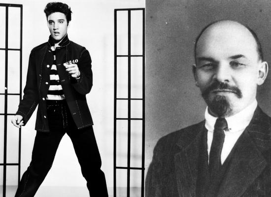 Elvis beats Lenin: Confidence is key against disinformation