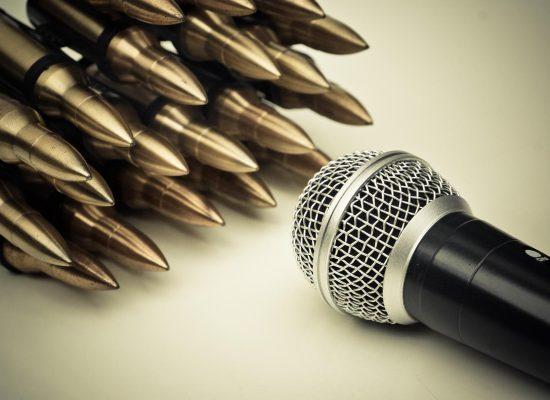 Фейк Первого канала: Украина — одна из пяти самых опасных для журналистов стран мира