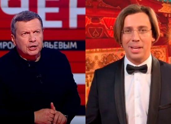 Игорь Яковенко: Как Галкин заклевал Соловьева и они поменялись ролями