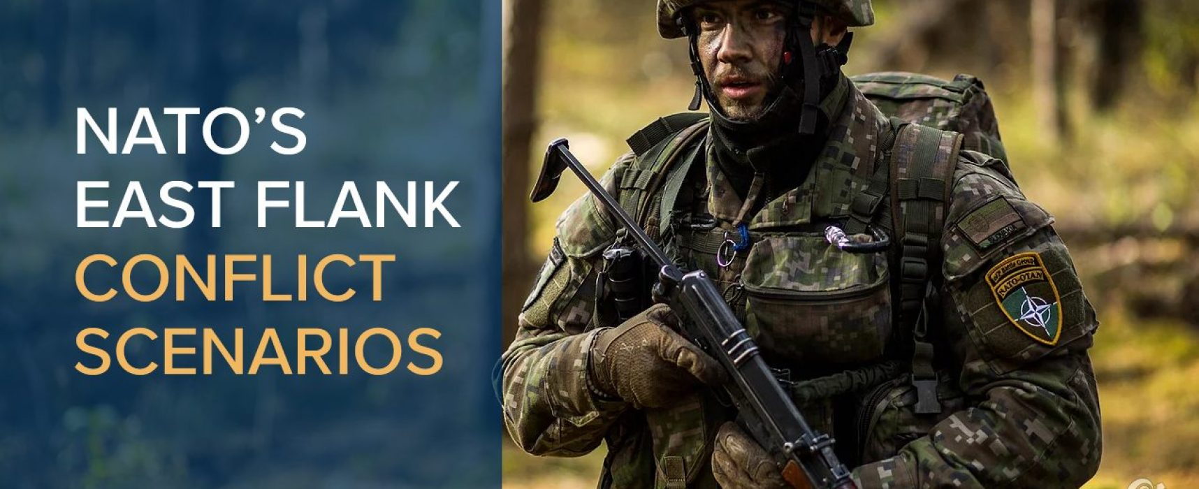 NATO's East flank: conflict scenarios