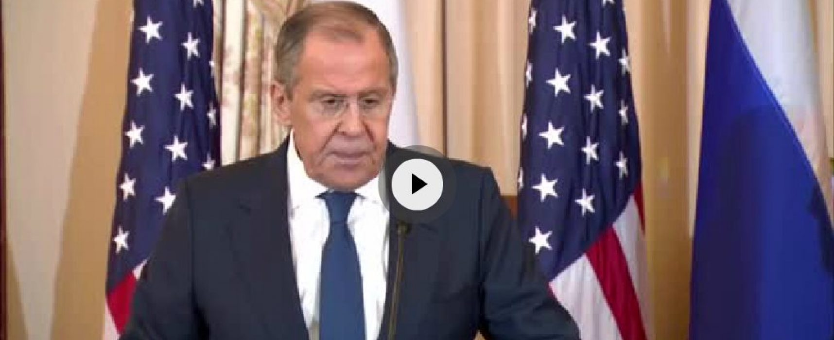 Russian Foreign Minister: 'Meddling or non-meddling… No collusion'