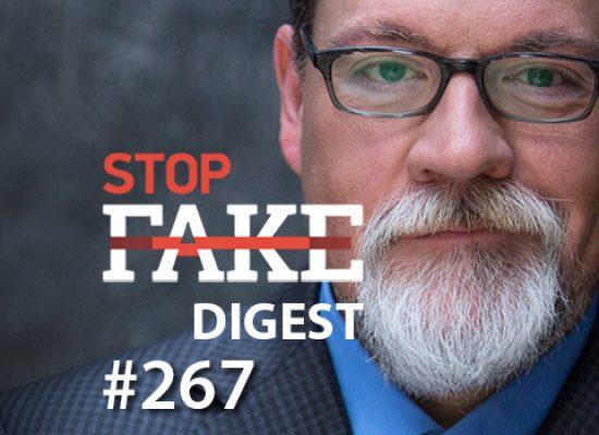 Die Ukraine verstößt gegen Verträge: StopFakeNews mit Marko Suprun (Nr. 267)