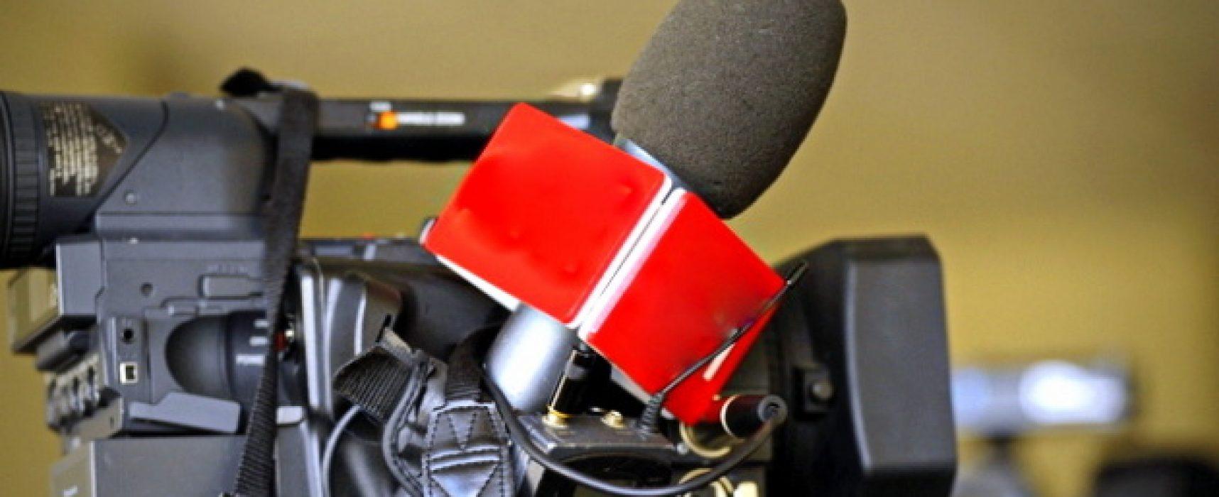Нацрада перевірить телеканал «Наш» через трансляцію прес-конференції Путіна