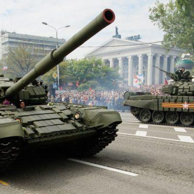 Putin: Schwere Waffen im Donbas stammen aus befreundeten Staaten der Seperatisten, nicht aus Russland