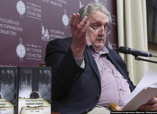 «К нам едет сталинист». Студентов согнали на лекцию о «войне Запада с Россией»