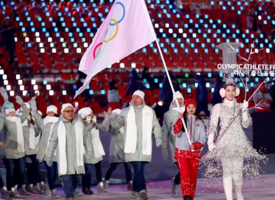 Russia's response to Olympic ban: 'Chronic anti-Russian hysteria'