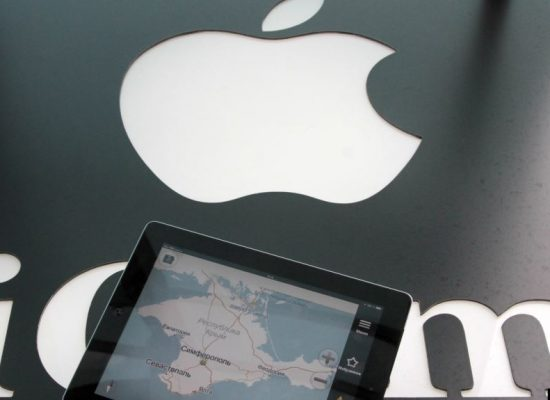 В Facebook запустили флешмоб #CrimeaIsUkraine из-за ситуации с Apple
