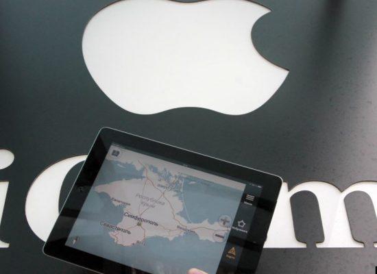 Евродепутаты обратились в Apple из-за обозначения Крыма «российским» – представитель Украины при ЕС