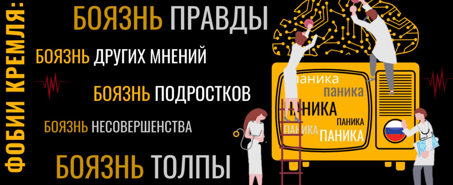 Состояние паники: каталог фобий Кремля
