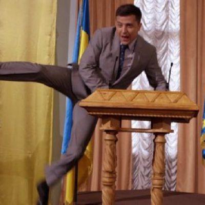 «Слуга народа» в России: после вырезанной шутки про Путина сериал сняли с эфира