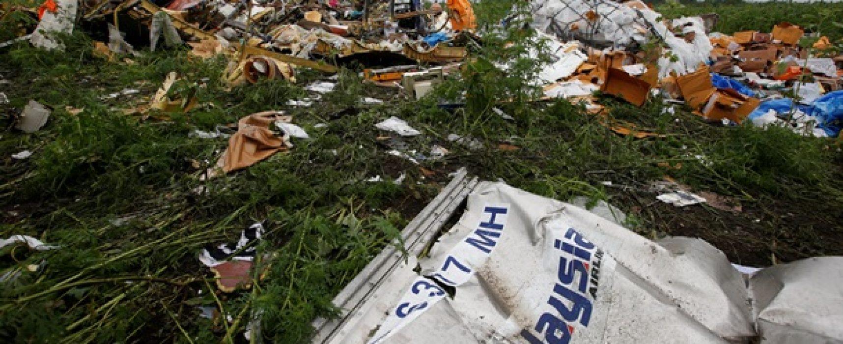 Фейк Марии Захаровой: Нидерланды, требуя от России выдачи Цемаха, пытаются скрыть свои ошибки в расследовании гибели MH17