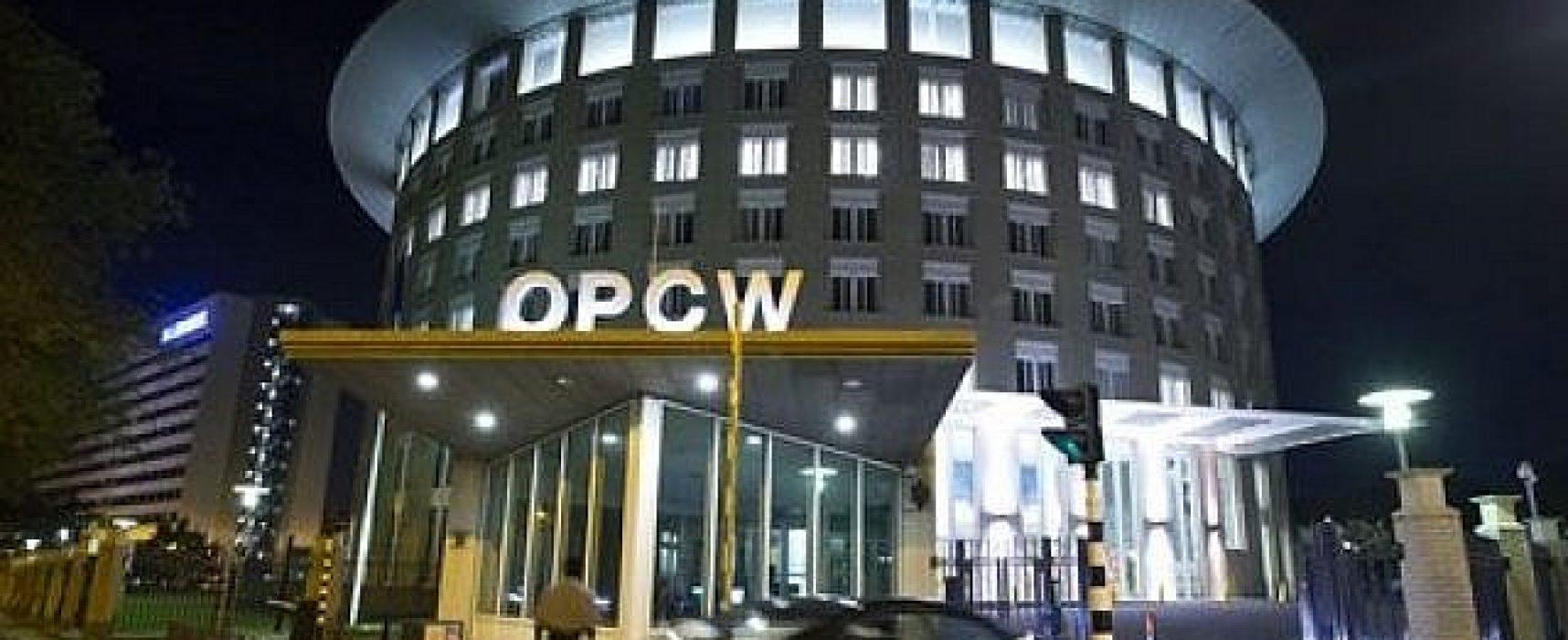 Фейк Первого канала: бывшие сотрудники ОЗХО обвиняют организацию в подтасовке фактов о химической атаке в Сирии