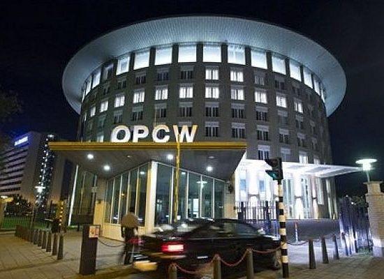 Фейк Першого каналу: колишні співробітники ОЗХЗ звинувачують організацію в підтасовуванні фактів про хімічну атаку в Сирії