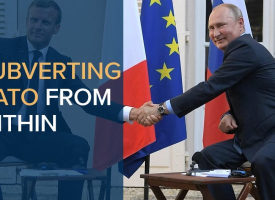 Subverting NATO from within