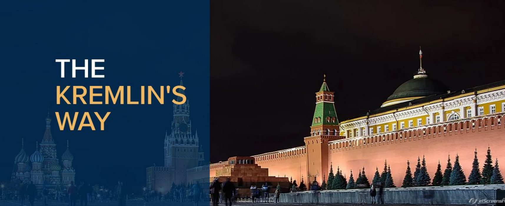 Edward Lucas: The Kremlin's way