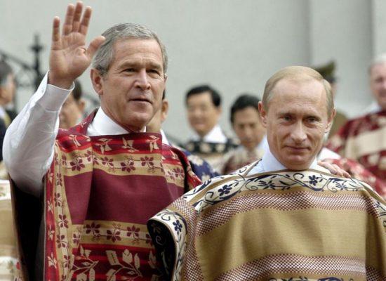 Зовнішня політика як спецоперація. Історія дипломатії Путіна, частина 1