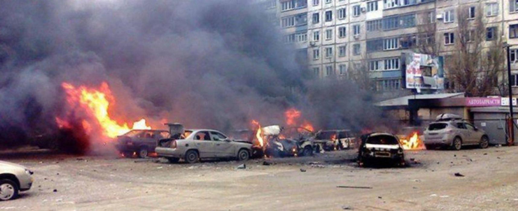 El aniversario del bombardeo de Mariupol: quién dirigió el ataque y lo que se sabe sobre ellos en 2019