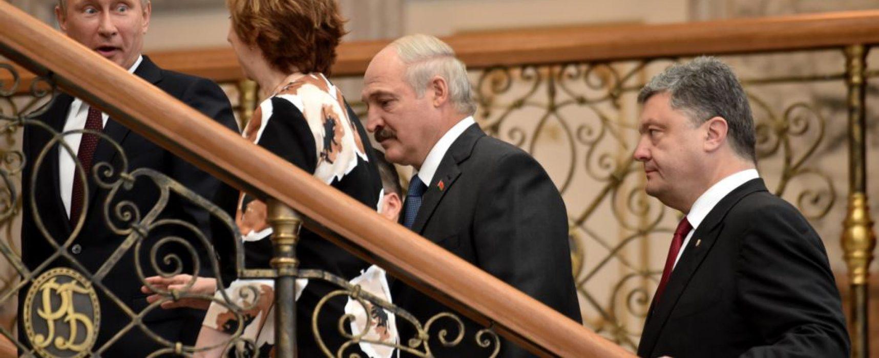 Внешняя политика как спецоперация. История дипломатии Путина, часть 2