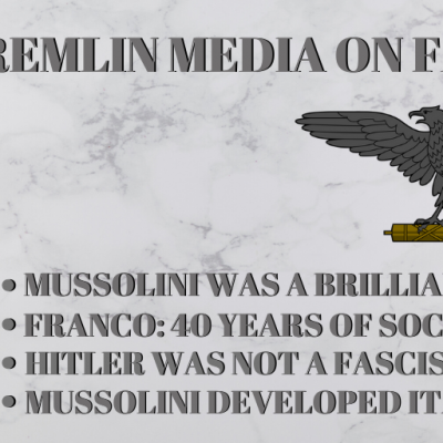 Pro-Kremlin Media Attempts to Make Fascism Politically Correct
