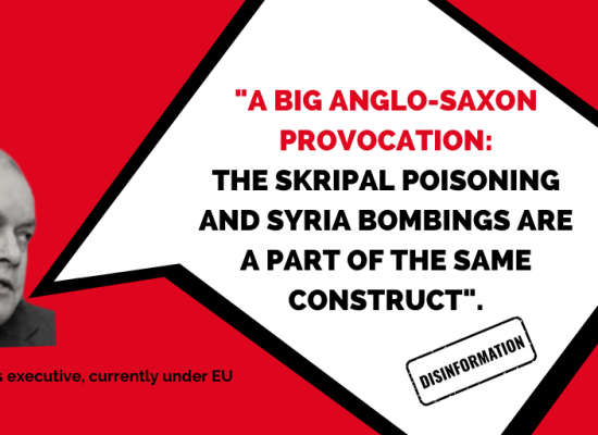 "What do the pro-Kremlin media mean by ""Anglo-Saxons""?"