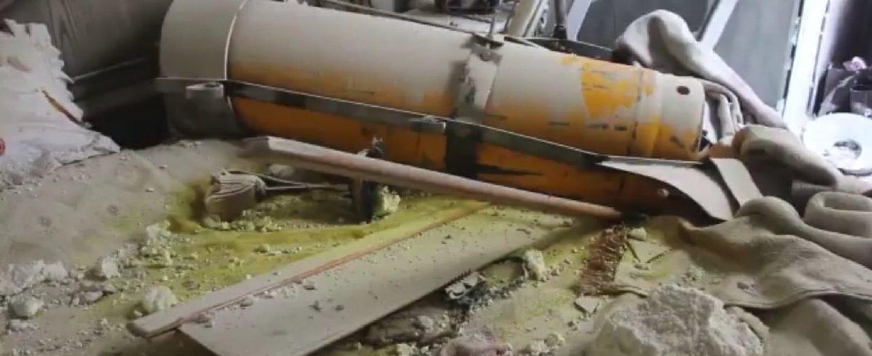 Россия потребовала пересмотреть доклад о химатаке в Сирии, основываясь на давно разоблаченном фейке