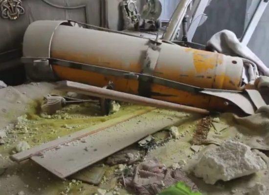 Росія поставила вимогу переглянути доповідь про хіматаку в Сирії, ґрунтуючись на давно викритому фейку