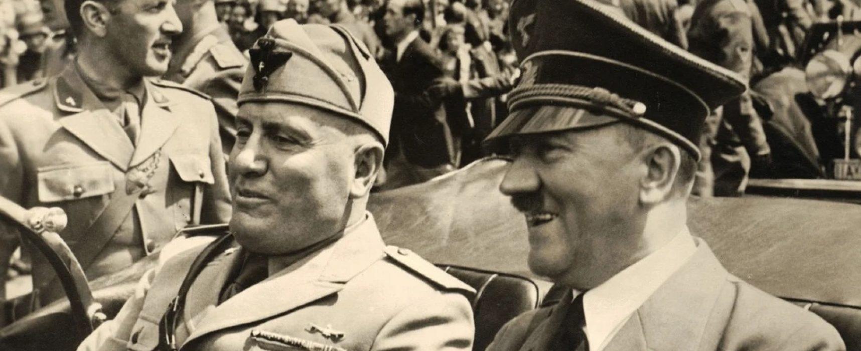 RT попыталась вступиться за Соловьева и Муссолини. Аргументы пришлось выдумывать