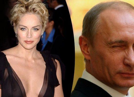 РИА «Новости» приписало Шэрон Стоун хвалебный отзыв о Путине