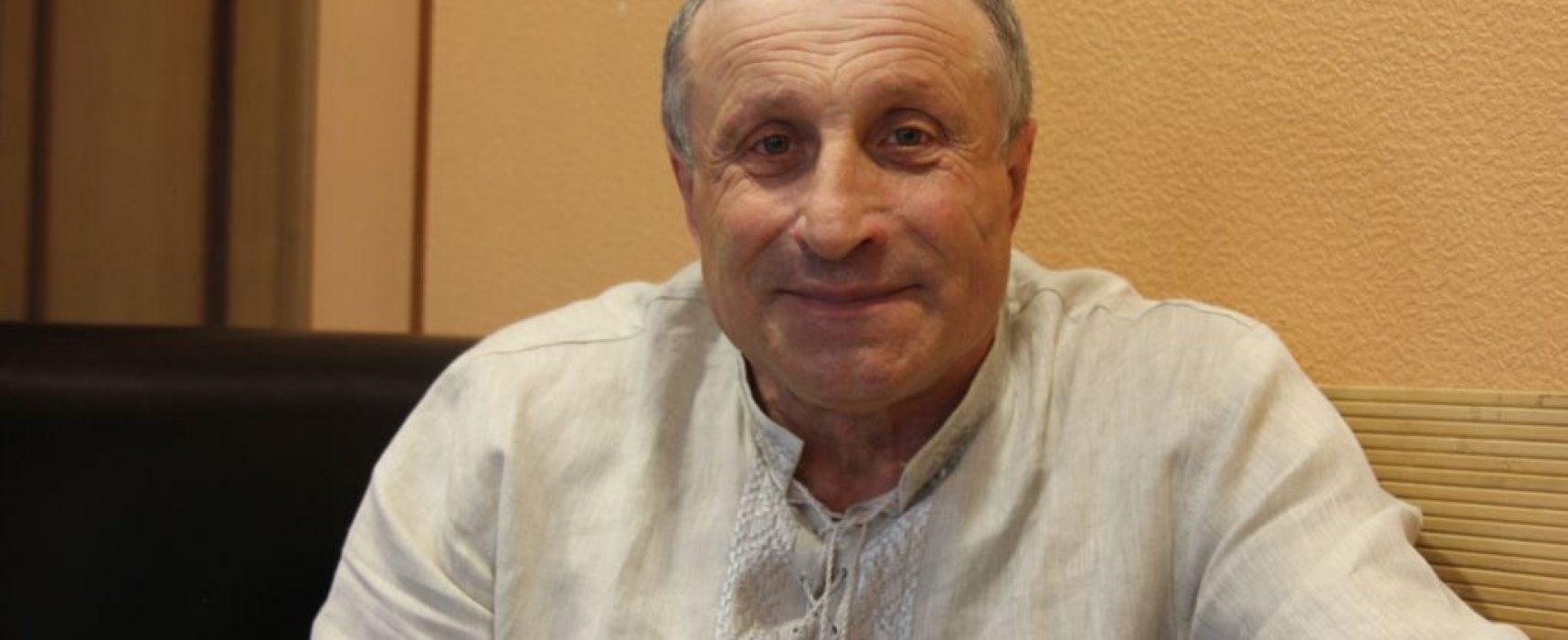 Крымский журналист, обозреватель Крым.Реалии Николай Семена выехал на лечение на материковую Украину