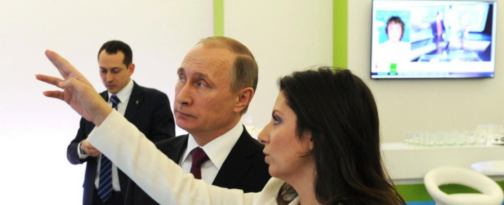 La propaganda rusa tiene su costo