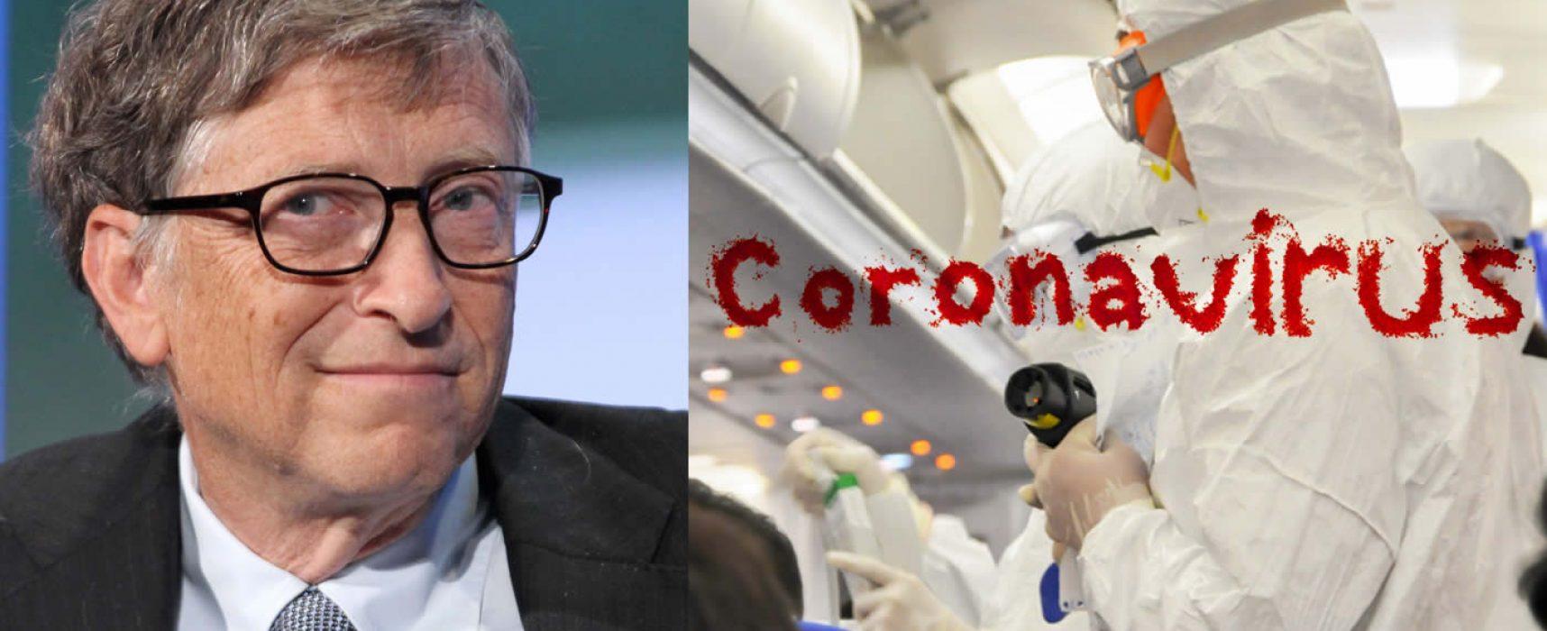 Фейк программы «Время»: к появлению коронавируса может быть причастен Билл Гейтс