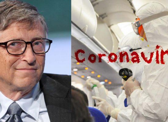 Фейк програми «Время»: до появи коронавірусу може бути причетний Білл Гейтс