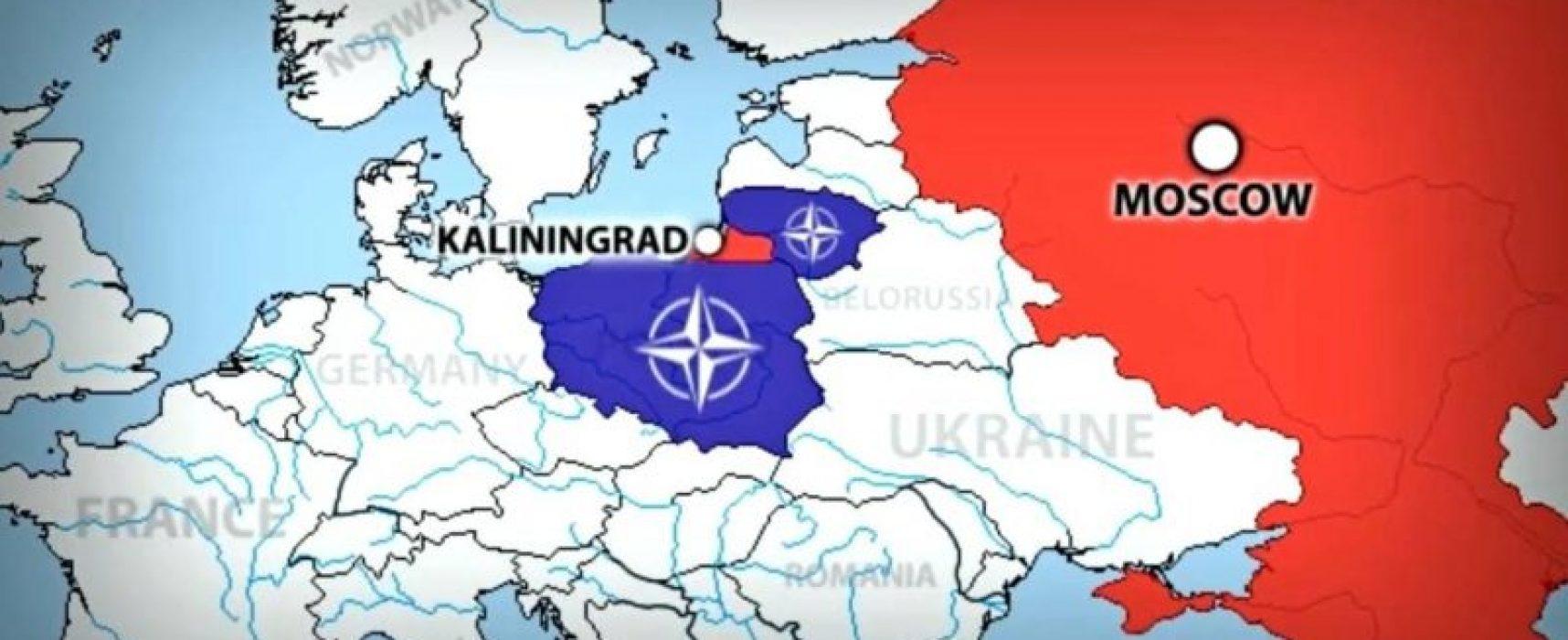 Фейк «Вестей недели»: страны НАТО претендуют на российские территории