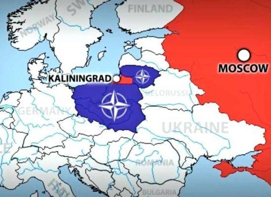 Фейк «Вестей недели»: країни НАТО претендують на російські території