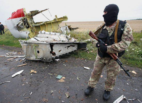 «Правда про Боїнг MH17», на яку посилався Пєсков, виявилася кремлівським вкиданням документів, що нічого не доводять