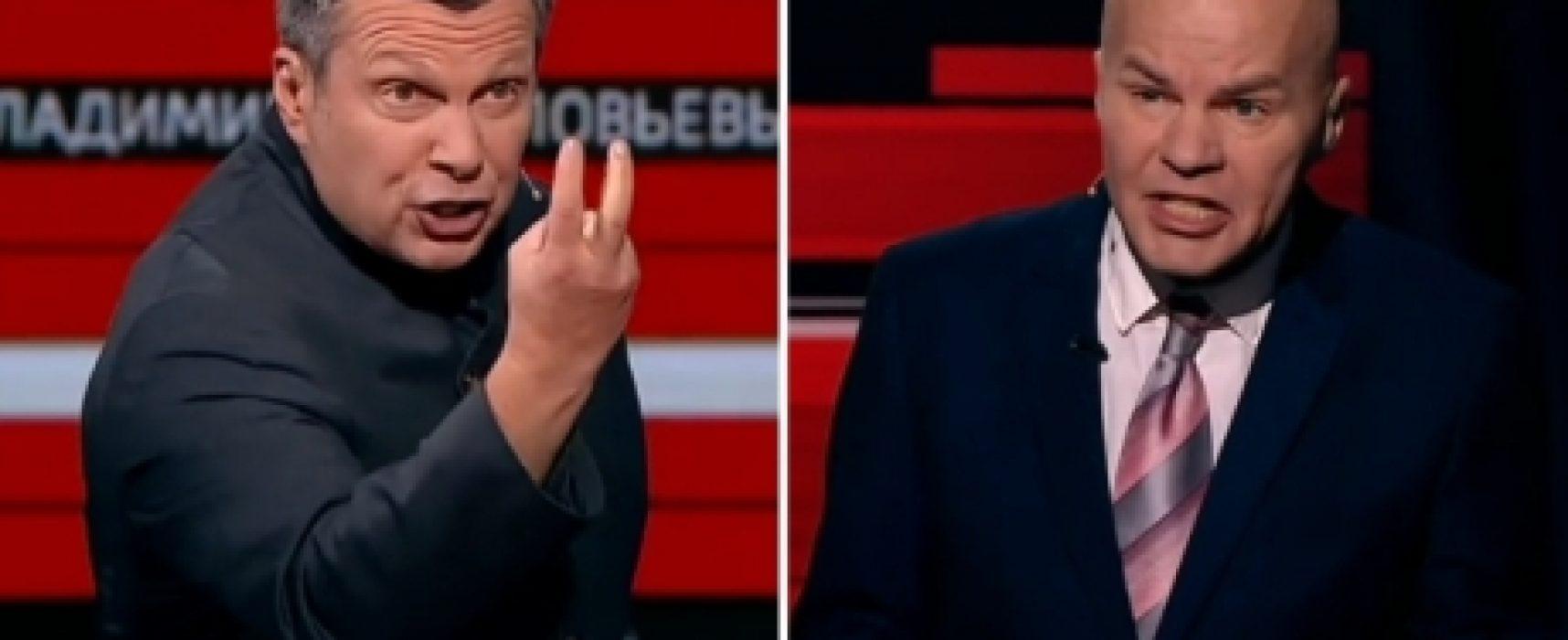 Игорь Яковенко: Ненависть по расписанию