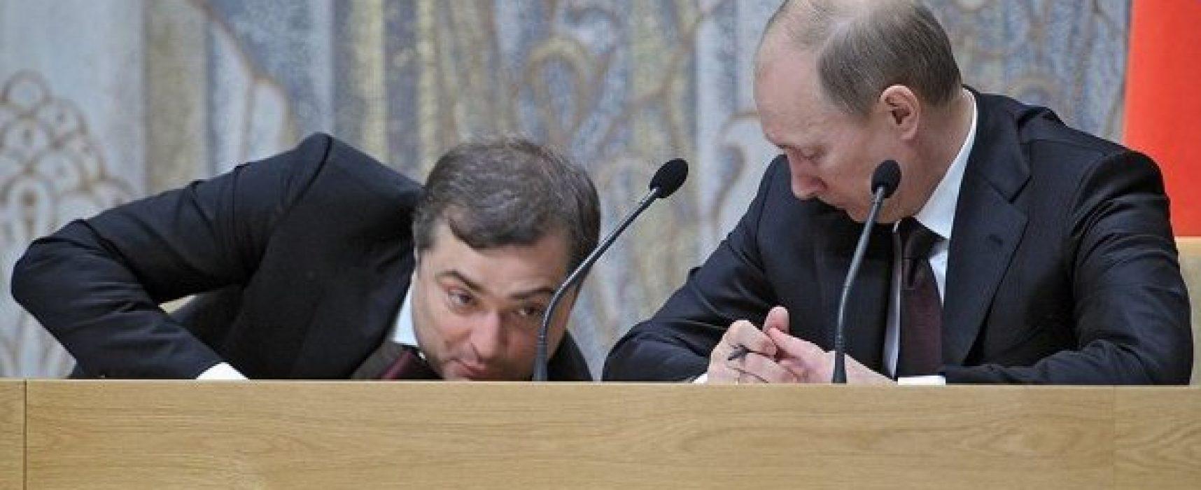 Игорь Яковенко: Безмыслие Суркова околоноля Путина