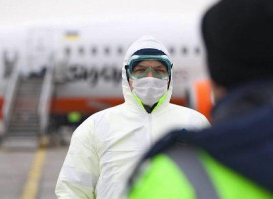 С почты Минздрава рассылают поддельные письма о выявлении коронавируса в Украине
