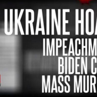 «Украинский обман: импичмент, деньги Байдена, массовые убийства». Российская пропаганда на американском ТВ