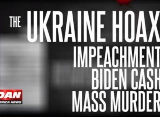 """""""Украинската лъжа: импийчмънт, парите на Байдън, масови убийства"""". Руска пропаганда по американската телевизия"""